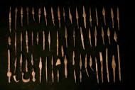 Бронебойные наконечники, пробивавшие кольчугу.
